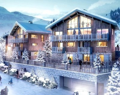 Launching new-build Chalet Chocolat for 2017/18 ski season