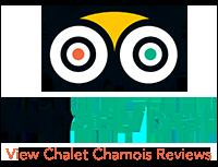 Tripadvisor link to Chalet Chamois, La Plagne