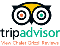 Tripadvisor link to Chalet Grizzli, La Plagne
