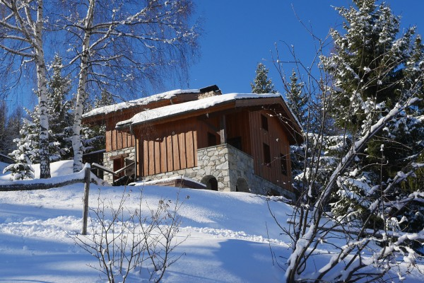 View of Chalet Chamois, La Plagne