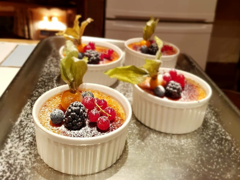 FOOD12 Creme Brulee