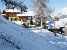 Chalet Chamois and Chalet Pisteside, La Plagne