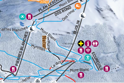 New Myrtilles piste announced in Montchavin La Plagne