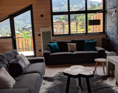 Last minute cancellation – half term in Chalet Husky available!