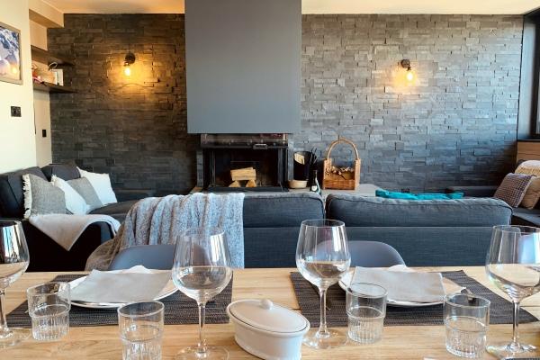 Chalet Bluebird Lounge